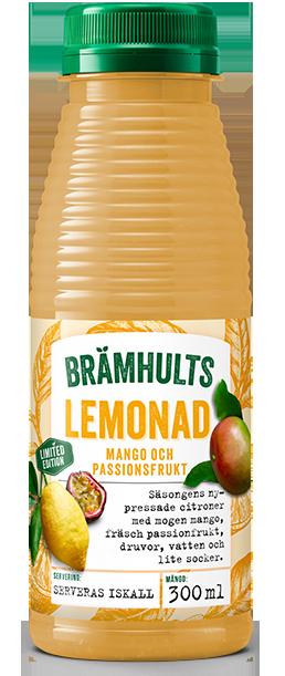 Lemonad med mango och passion
