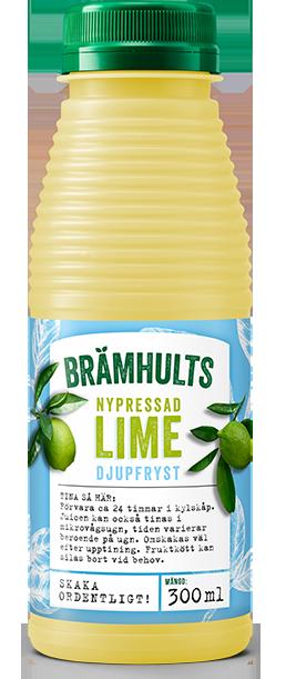 Nypressad lime, djupfryst