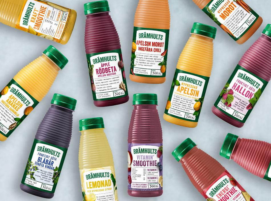 Brämhults juice innehåll