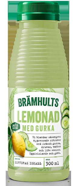 Lemonad med gurka